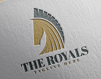 The Royals Logo Template
