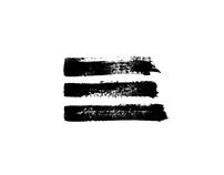 Three Strokes Brand Identity