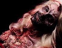 Zombie girl I.