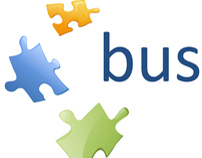 Business Concept first logo