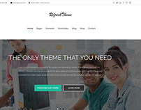 Premium Wordpress Multipurpose Theme