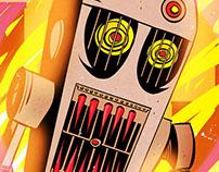 Berserker Robot