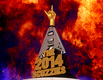 The 2014 Scuzzies Idents