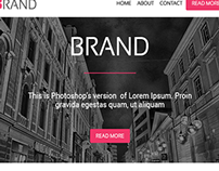 Brand eNewsletter- Email Template