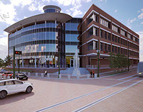 Commerce street building