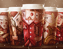Coffee Inn Christmas Musicians