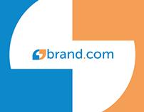 Brand.com Re-branding