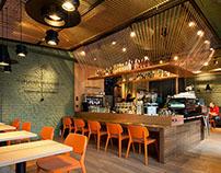 DogAteDove restaurant