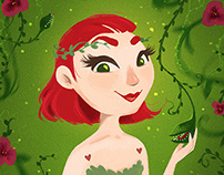 Poison Ivy ♥ Classic 60's ♥