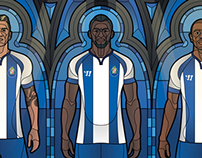 FC Porto Church Window