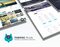 TheFox PSD ver 1.3.2 Updated (256 PSD Files)