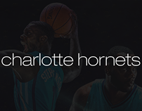 Charlotte Hornets 'JOIN THE SWARM'