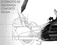Job Acadêmico - Cliente: Honda.