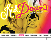 Kid Down official website