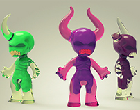 3d printed toy concepts