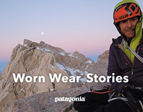 Worn Wear Stories | Patagonia 2014