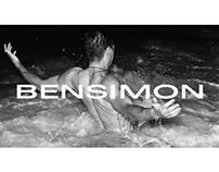 BENSIMON - spring summer 2015 - graphic design