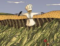 Farmer Browns Illustrations