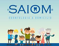 SAIOM - Odontología a Domicilio