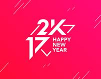 Happy New Year 2K17