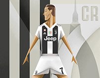 CR7 TO JUVE   TRIBUTE   2018