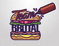 #TeamBrutal