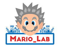 Logo design for Mario_Lab