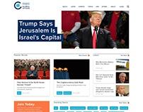 CCGA Website Concept