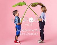 HYDROGEN KID'S COLLECTION SS17 - PHOTOGRAPHY