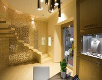 Nuova Boutique Restivo a Taormina - Sett. 2015