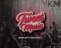 YKM - Tweet Music