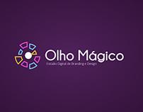 Olho Mágico - Branding e Design