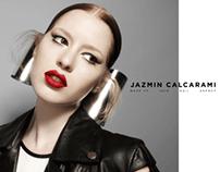 Jazmin Calcarami - makeup