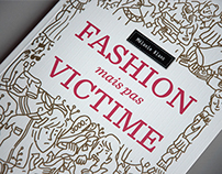 FASHION but not VICTIM (book)