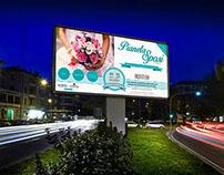 "Advertising for ""Pianeta Sposi"" event"
