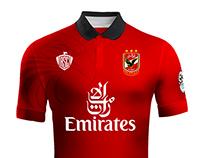 Al Ahly Egypt new kit 2015