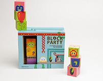 Block Party Custom Robot Toy & Activity
