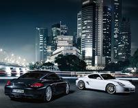 """Porsche Cayman """"Sturm & Drang"""""""