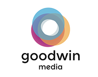 Goodwin media logo and web site