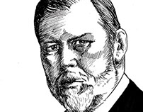 Authors ~ Bram Stoker