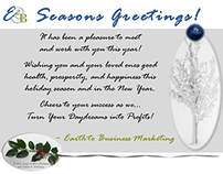 2014 Holiday Greetings