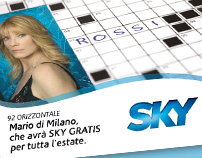 Sky Italia | Laboratorio Creativo operazione XMPiE