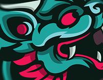 Foo Dog Logo
