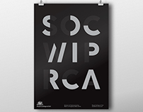 Animated Identity for RCA SoC Work in Progress show