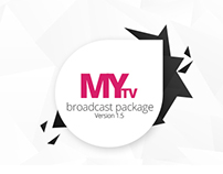 My TV | Broadcast Package