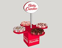 Betty Crocker Packaging Redesign