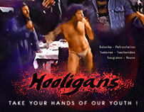 Hooligans - a Movie poster redesgin