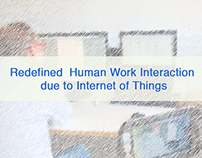 Redefined Human Work Interaction due to IoT