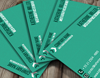 Creative business card. Vol-1