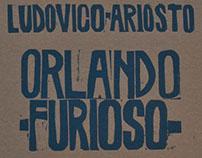 ORLANDO FURIOSO, by LUDOVICO ARIOSTO